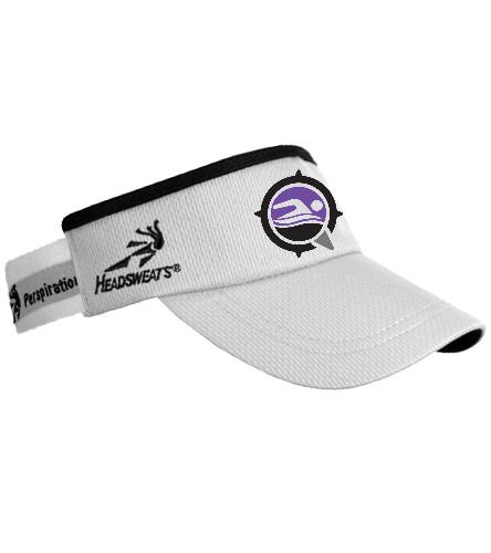SETS Logo Visor  - Headsweats SuperVisor