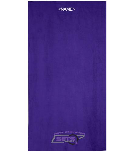 Sets Terry Towel  - Royal Comfort Terry Velour Beach Towel 32 X 64