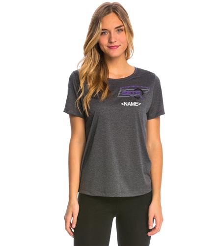 SETS Ladies Shirt - SwimOutlet Women's Tech Tee