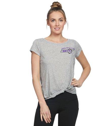 SETS Ladies Heather T-Shirt - Body Glove Active Gale Heather T-Shirt