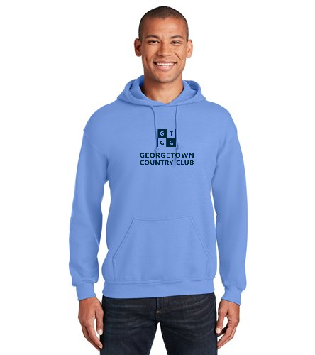 Georgetown Country Club - SwimOutlet Heavy Blend Unisex Adult Hooded Sweatshirt