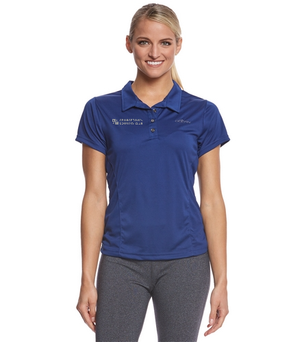 Georgetown Country Club - Dolfin Women's Performance Polo Shirt