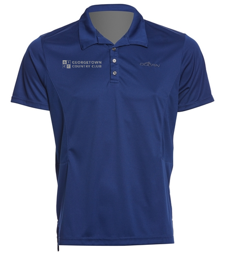 Georgetown Country Club - Dolfin Men's Performance Polo Shirt
