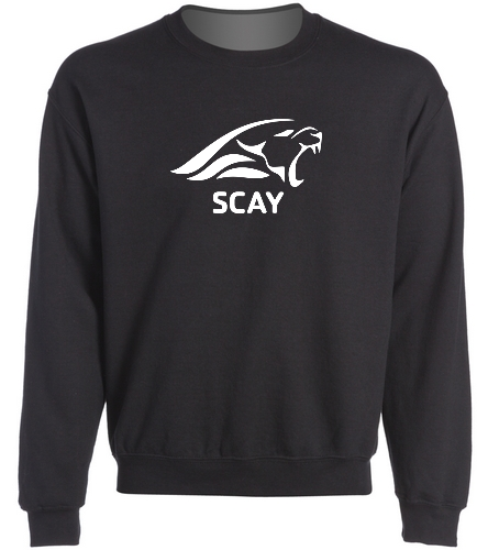 SCAY Adult Pullover - SwimOutlet Heavy Blend Unisex Adult Crewneck Sweatshirt