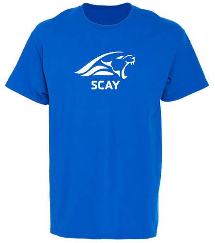 SCAY Youth Tee - SwimOutlet Youth Cotton Crew Neck T-Shirt