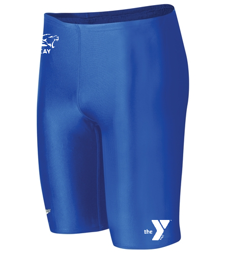 SCAY Jammer 2 - Speedo PowerFLEX Eco Solid Men's Jammer Swimsuit