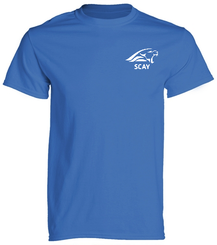 Royal Blue T - SwimOutlet Cotton Unisex Short Sleeve T-Shirt
