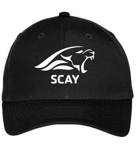 SCAY Ballcap - SwimOutlet Unisex Performance Twill Cap