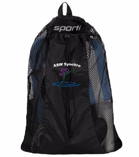 ASW Synchro - Sporti Premium Mesh Backpack