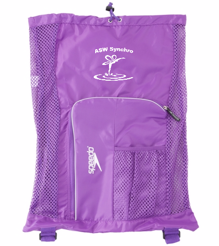 Mesh Bag - Speedo - Speedo Deluxe Ventilator Mesh Bag