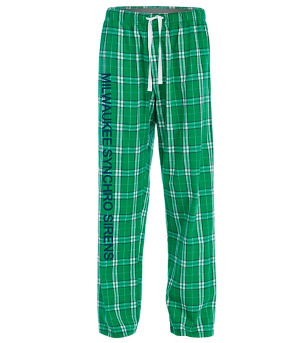 MLS FLANNEL PANTS - SwimOutlet Unisex Flannel Plaid Pant