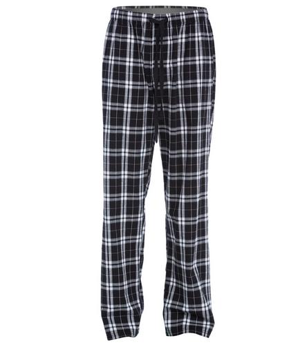 Flannel Pants - ASW - SwimOutlet Unisex Flannel Plaid Pant