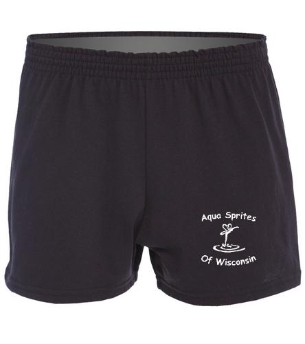 ASWShort - SwimOutlet Custom Women's Fitted Jersey Short