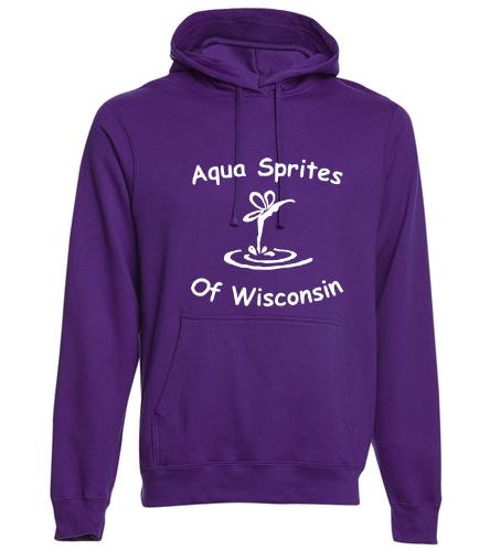 ASW Hoodie - SwimOutlet Adult Fan Favorite Fleece Pullover Hooded Sweatshirt