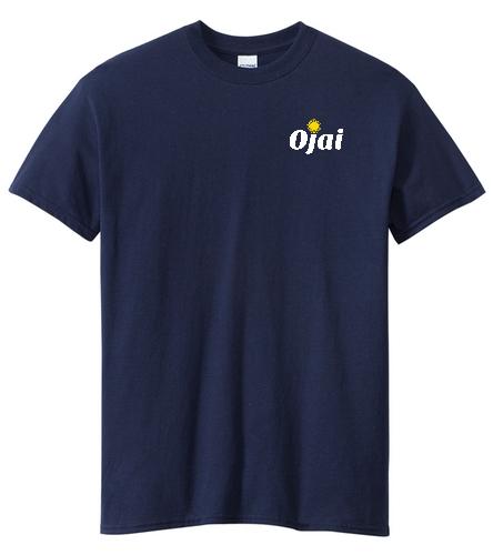 Ojai Shirt Adult - SwimOutlet Unisex Cotton Crew Neck T-Shirt