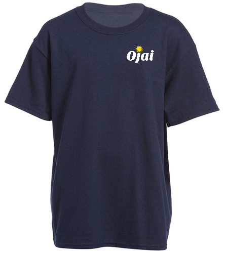 Ojai Shirt Youth  - SwimOutlet Youth Cotton Crew Neck T-Shirt