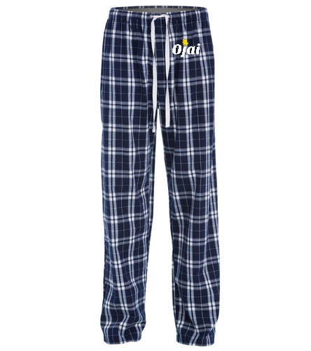 Ojai Pants - SwimOutlet Unisex Flannel Plaid Pant