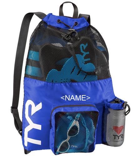GEAR BAG - TYR Big Mesh Mummy Backpack III