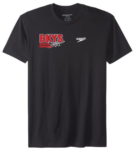 Tee - Speedo Men's Dashing Back Logo T Shirt