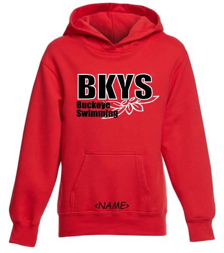 Kids Hoodie - SwimOutlet Youth Fan Favorite Fleece Pullover Hooded Sweatshirt