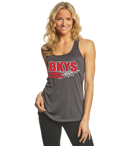 Workout tank - SwimOutlet Ladies PosiCharge® Competitor™ Racerback Tank