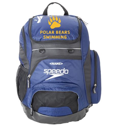 Polar Bears Backpack Large - Speedo Large 35L Teamster Backpack