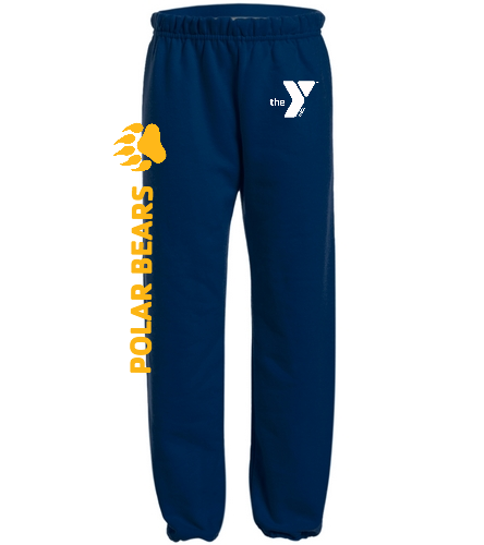Polar Bears Youth Sweatpants - SwimOutlet Heavy Blend Youth Sweatpant
