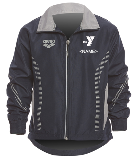 Polar Bears Youth Warm Up Jacket - Arena Youth Team Line Ripstop Warm Up Jacket