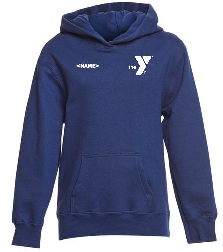 Polar Bears Youth Hoodie - SwimOutlet Youth Fan Favorite Fleece Pullover Hooded Sweatshirt