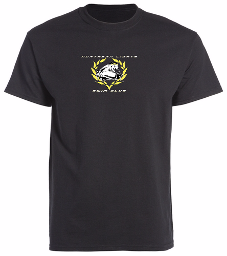 NLSC - Heavy Cotton Adult T-Shirt - SwimOutlet Unisex Cotton Crew Neck T-Shirt