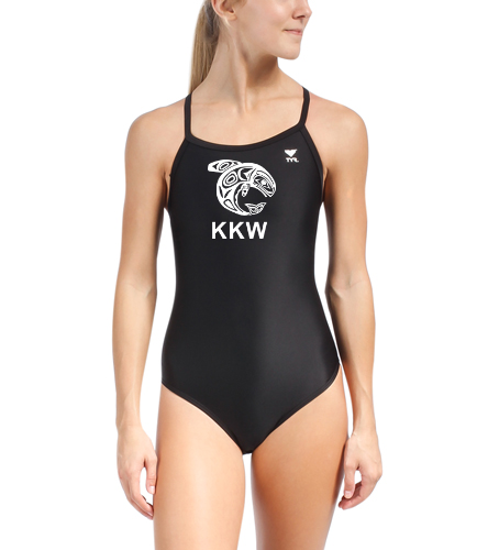 KKW TYR Diamondfit - TYR Women's TYReco Solid Diamondfit One Piece Swimsuit