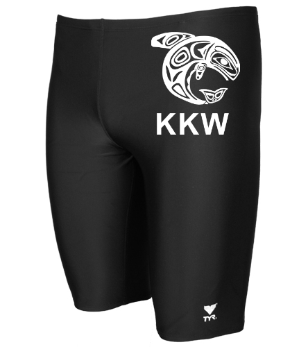 KKW TYR Jammer - The TYR Men's TYReco Solid Jammer