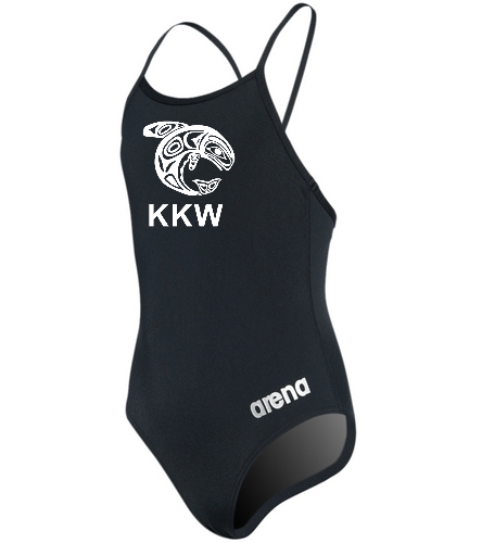 Arena master youth - Arena Girls' Master MaxLife Thin Strap Micro Back One Piece Swimsuit