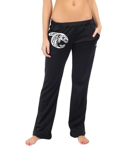 KKW Dolfin Women's Warm Up Pant - Dolfin Warm Up Pant