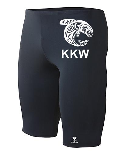 KKW TYR Durafast Jammer - TYR Durafast Elite Solid Jammer Swimsuit