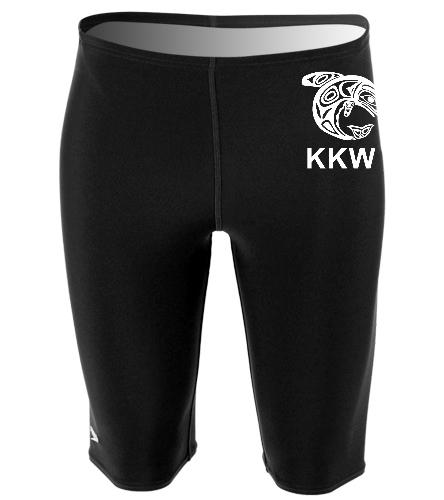 Adult Male Jammer - Speedo Men's Solid Endurance+ Jammer Swimsuit