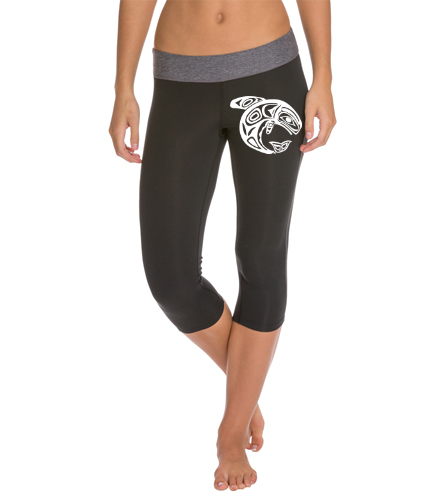 KKW Speedo Yoga Capri - Speedo Women's Capri Pant