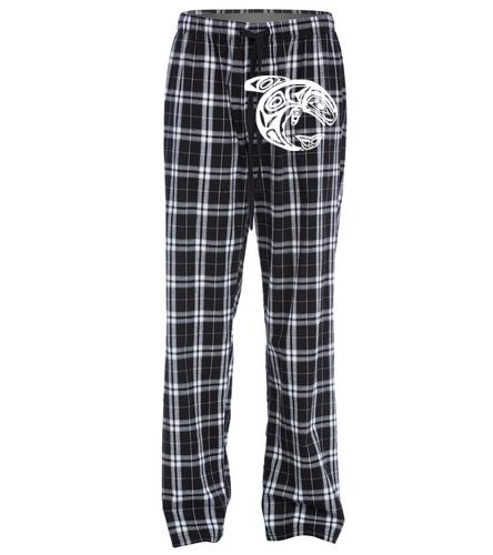 KKW Flannel Plaid Pant - SwimOutlet Unisex Flannel Plaid Pant