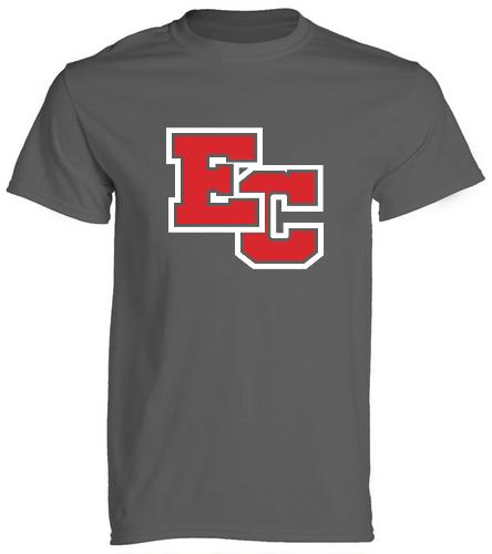 Charcoal EC - SwimOutlet Cotton Unisex Short Sleeve T-Shirt