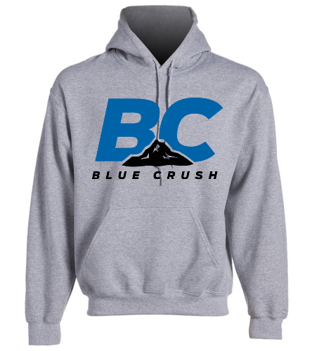 BCA Adult Hoodie - SwimOutlet Heavy Blend Unisex Adult Hooded Sweatshirt