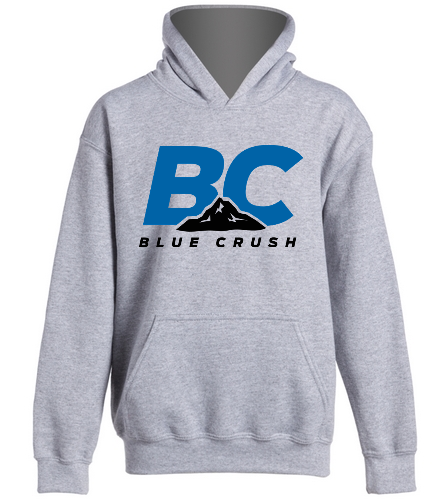 BCA Youth Hoodie - SwimOutlet Youth Heavy Blend Hooded Sweatshirt