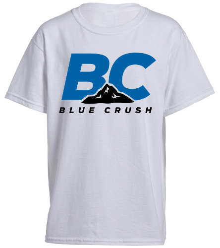 BCA Youth Shirt - SwimOutlet Youth Cotton Crew Neck T-Shirt