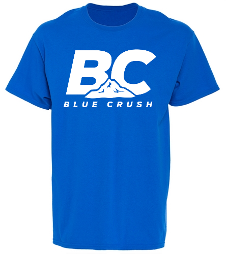 BCA Unisex Royal Tee - SwimOutlet Unisex Cotton T-Shirt - Brights