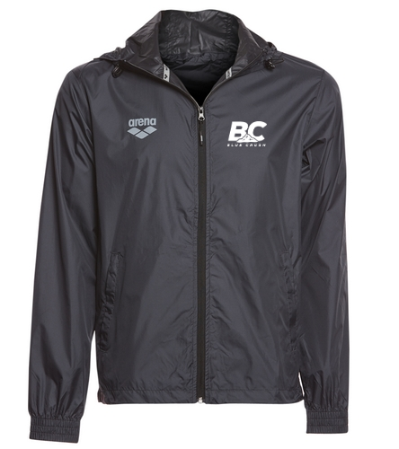 BCAC Wind Breaker - Arena Unisex Team Line Extra Light Ripstop Windbreaker