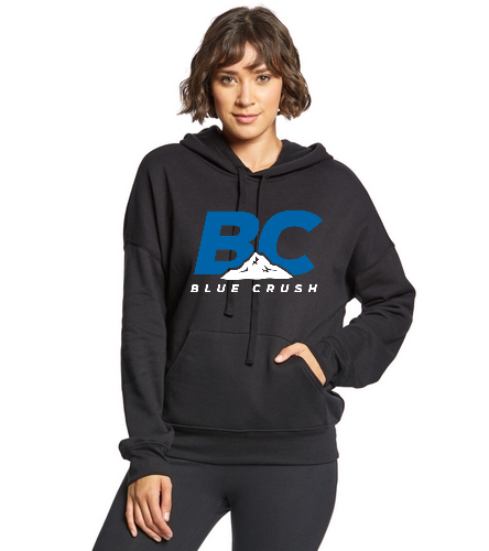 BCAC Sponge Fleece - Bella + Canvas Sponge Fleece DTM Hoodie