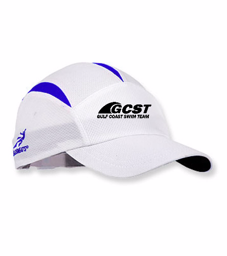 GC Hat - Royal/White - Headsweats Go Hat