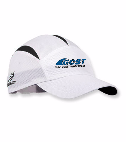 GC Hat - Black/White - Headsweats Go Hat