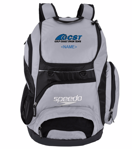 GC 35L - Grey - Speedo Large 35L Teamster Backpack