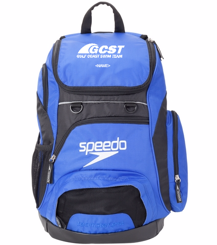 GC 25L - Blue - Speedo Medium 25L Teamster Backpack