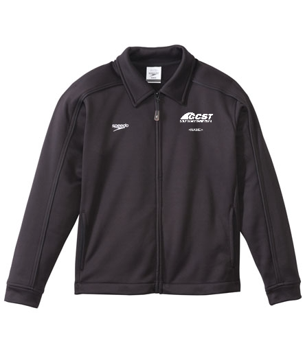 GC Streamline - Youth - Speedo Streamline Youth Warm Up Jacket